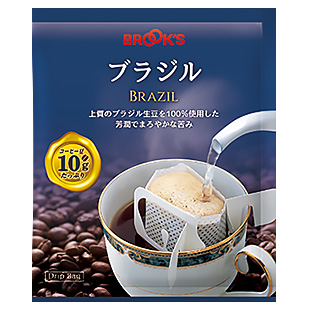 Brazil 100% Coffee 30pcs