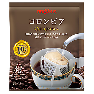 Colombia 100% Coffee 90pcs