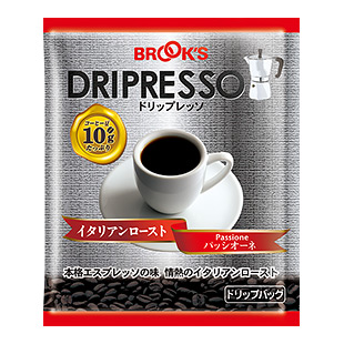 DRIPRESSO Italian Roast Coffee  40pcs