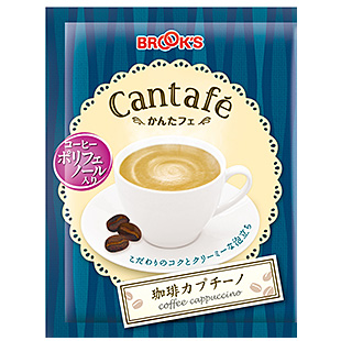 Cantafe Coffee Cappuccino 40pcs (Instant Drink)