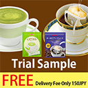 Trial Sample European&Cantafé Matcha Cappuccino