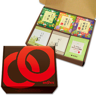 Japanese Tea Variety Gift Box