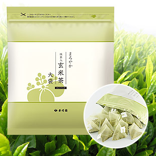 Genmaicha with Matcha (Tea Bag/Value Pack 150g)