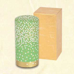 Tea Caddy KAEN(Bright green)