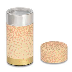 Tea Caddy KAEN (LIGHT BROWN)