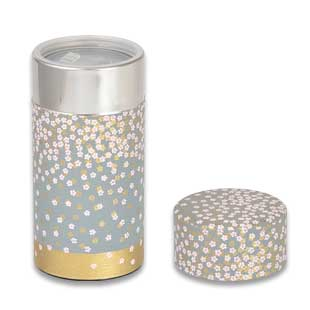 Tea Caddy KAEN (GREY)