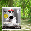 DRIPRESSO Decaffeinated Coffee 40pcs