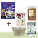 European Blend Coffee + Made in Japan Snack Set
