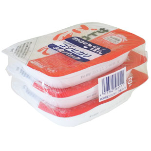 Cooked white rice by Sato Foods (3 Packs) (64-6500)
