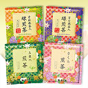 [KOSYUEN] Seasonal Sencha  (Tea Bag) 4 Assort Set 90pcs