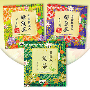 [KOSYUEN] Sencha (Tea Bag) 3 Assort Set 90pcs